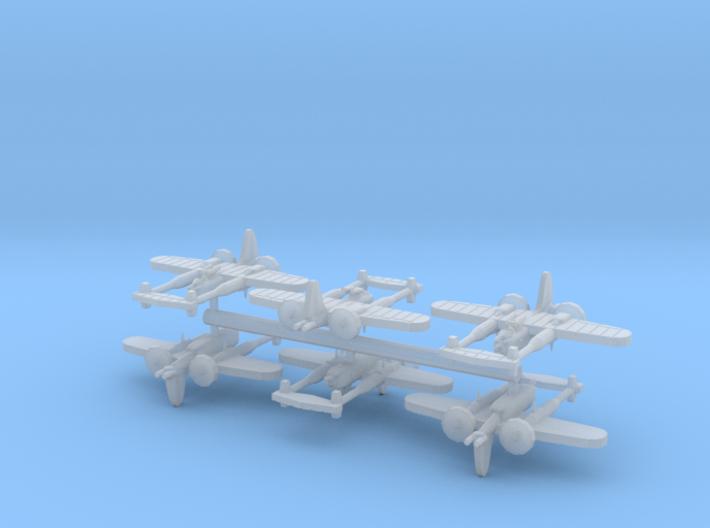 US Thunderbolt Bomber 3d printed