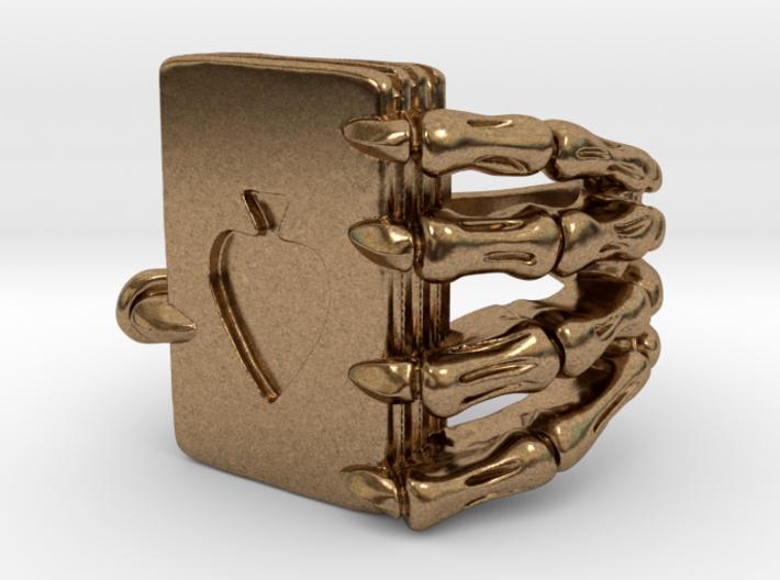 Poker ring 3d printed