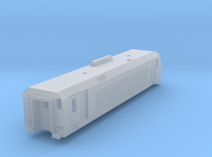 FS E.464 3d printed