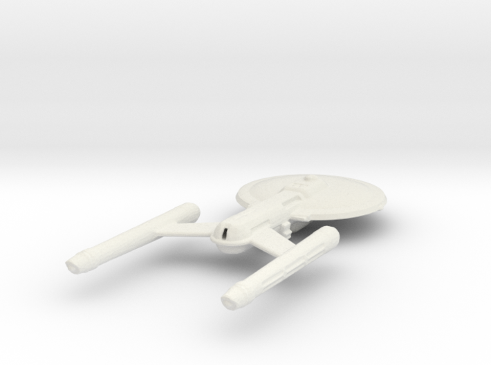 ISS/USS ANDROMEDA 3d printed