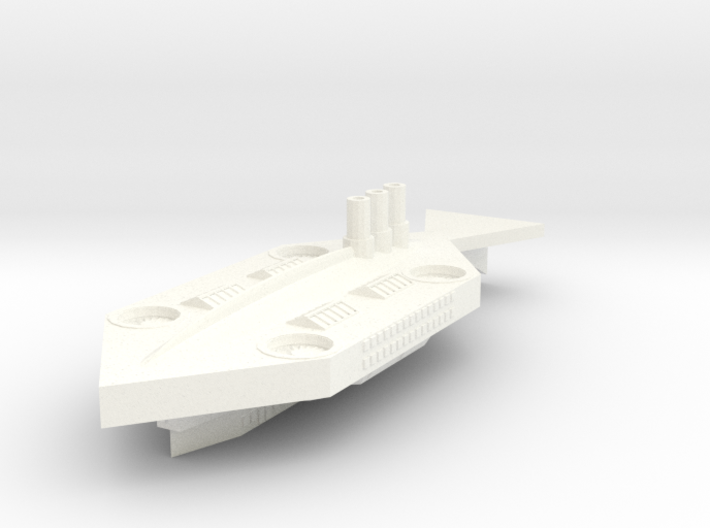 Manhattan Class Liner 3d printed