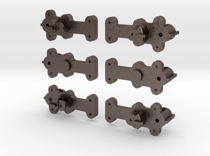 Equalizing Fulcrum Set 3d printed
