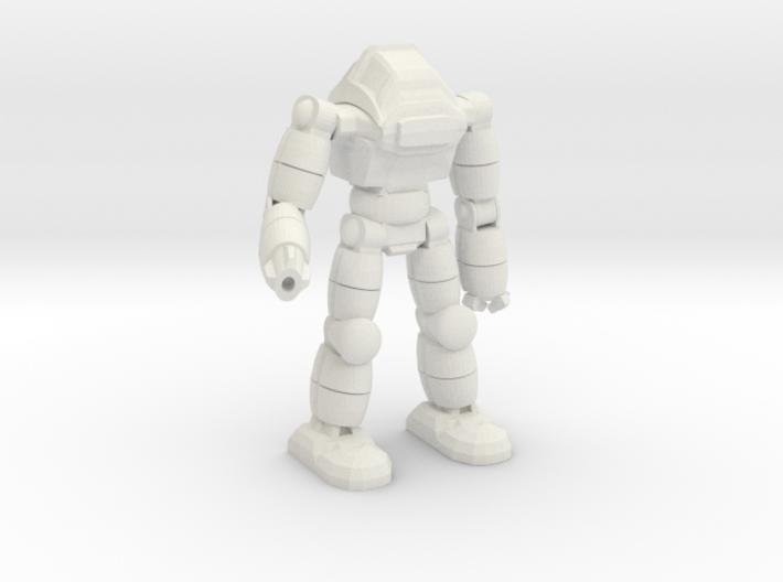 Neo Battlesuit Pose 3 3d printed