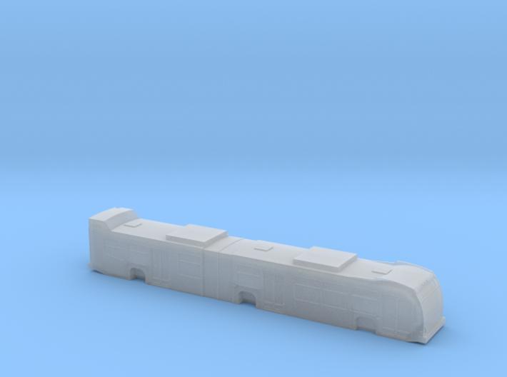 1:200 Scale Nova bus LFS articulated 3d printed