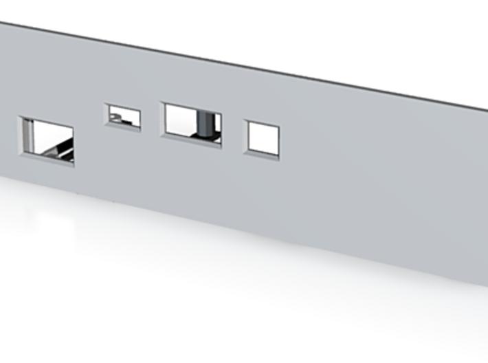 IndieGO Raspberr Pi to mini-itx Adapter prototype 3d printed