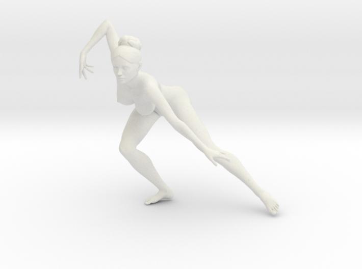 1/18 Nude Dancers 003 3d printed