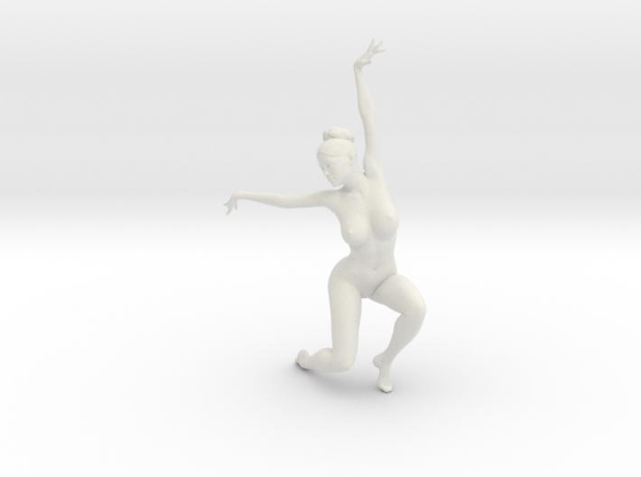 1/18 Nude Dancers 005 3d printed