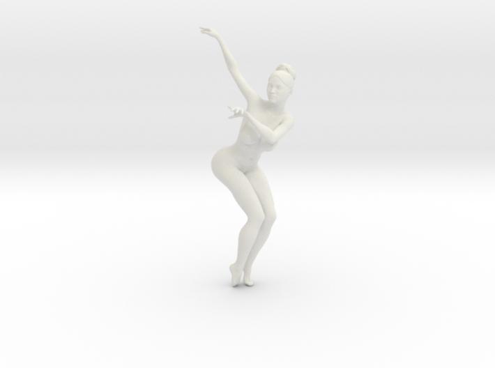 1/18 Nude Dancers 016 3d printed