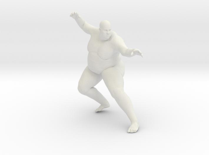 1/20 Fat Man 003 3d printed