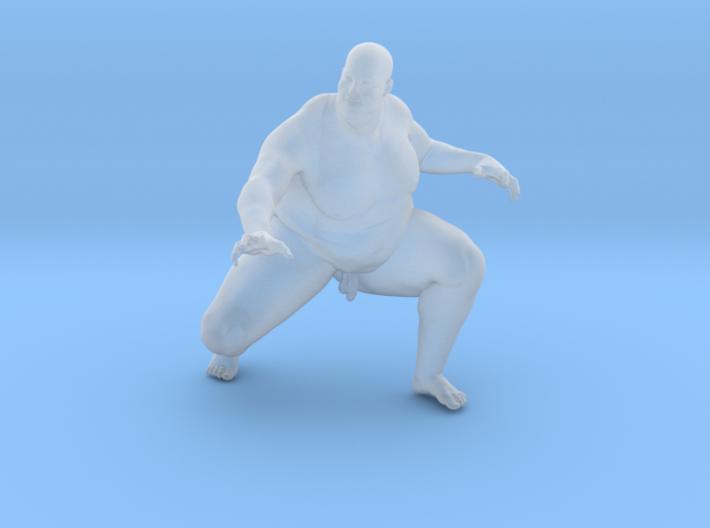 1/32 Fat Man 008 3d printed