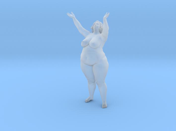 1/32 Fat Woman 005 3d printed