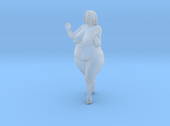 1/32 Fat Woman 008 3d printed