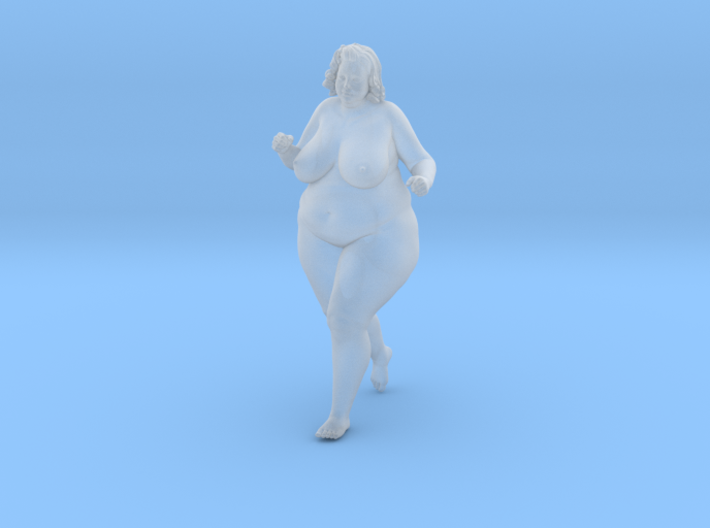 1/32 Fat Woman 011 3d printed