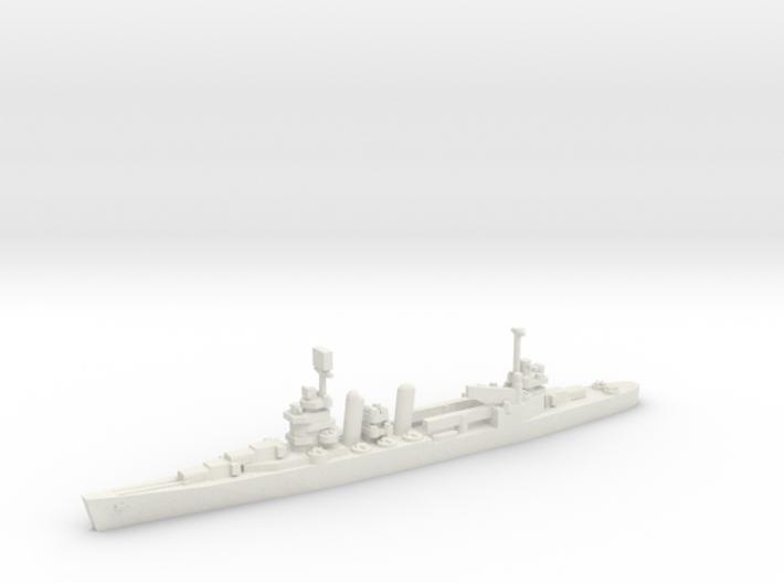 New Orleans class cruiser 1/1800 3d printed