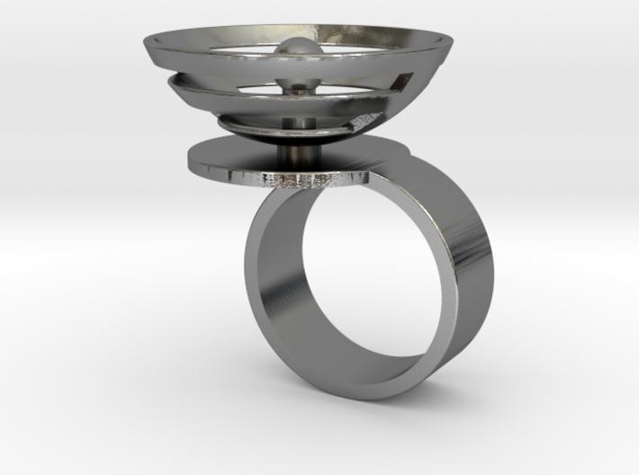 Orbit: US SIZE 8 3d printed