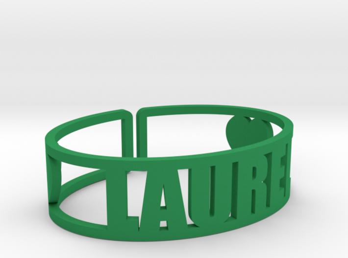Laurel Cuff 3d printed