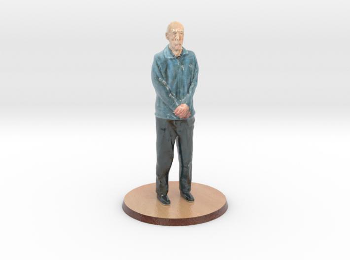 Zhang 3D - 2 3d printed