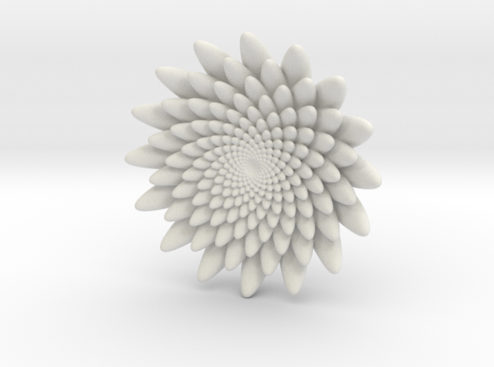 Small flower 3d printed