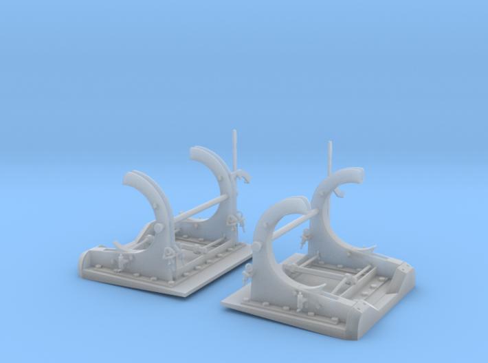 1/20 PT Torpedo Rack TypA 3d printed