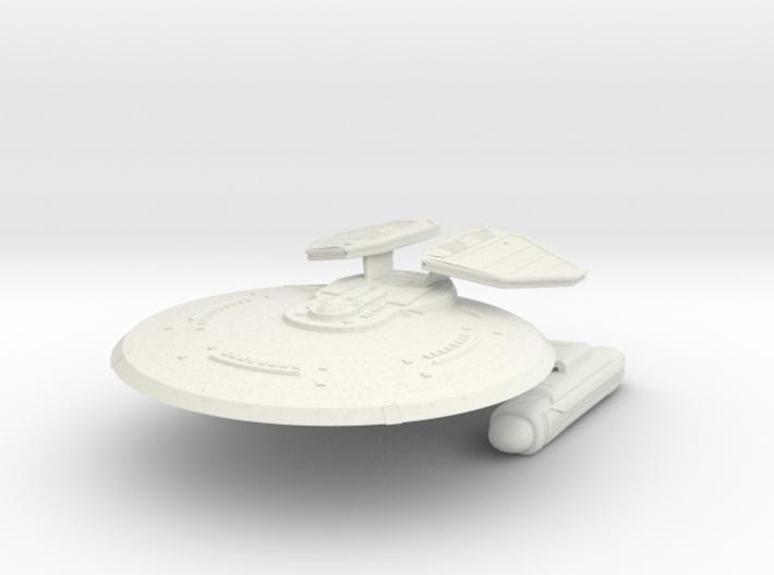 Apollo Class HvyCruiser 3d printed