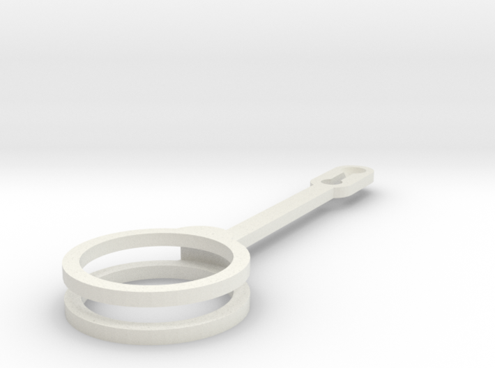 Doube arm for Gondola for polargraph/hanging v plo 3d printed