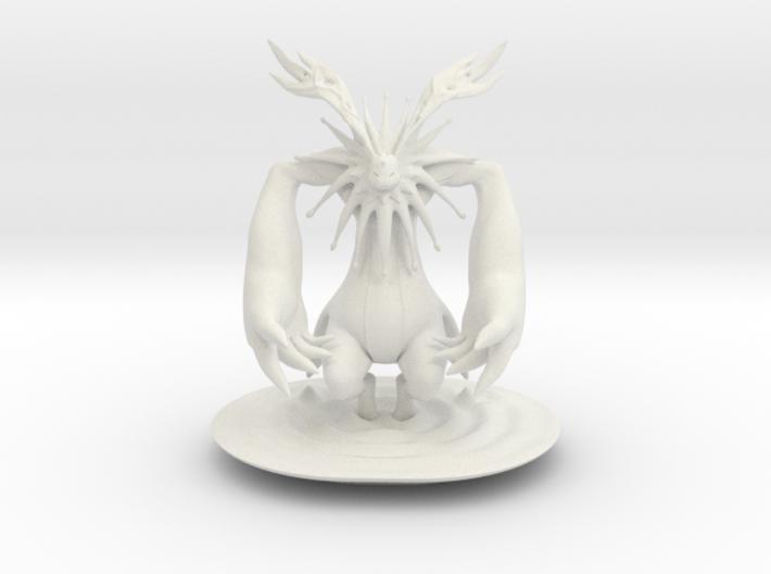 Cherubimon 3d printed