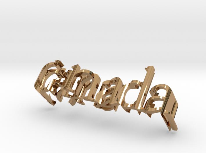 Canada Saudi 3,5 Inch 4 3d printed