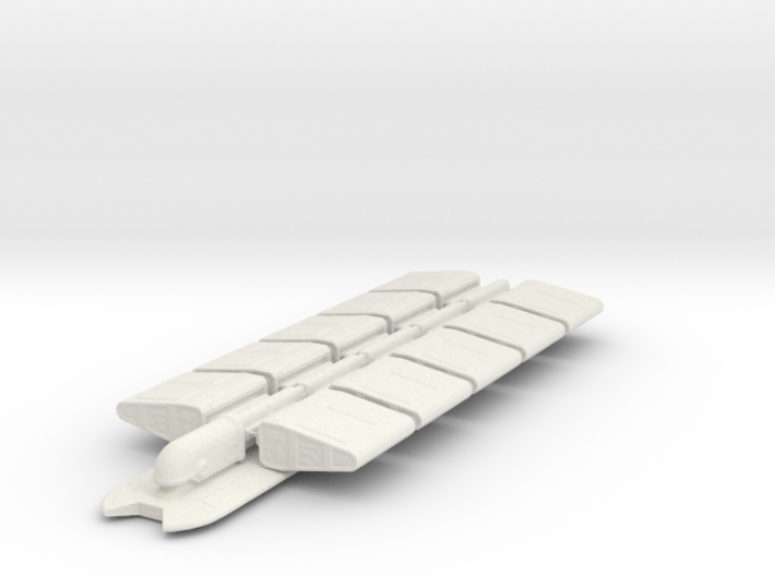 Freighter 3d printed