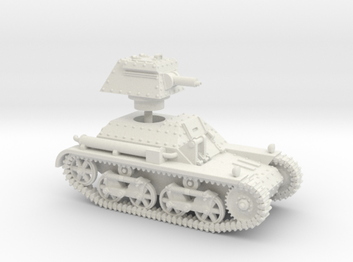 Vickers Light Mk.IIb (20mm) 3d printed