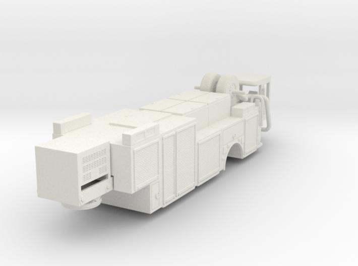 Tiller Rescue64 Body 3d printed