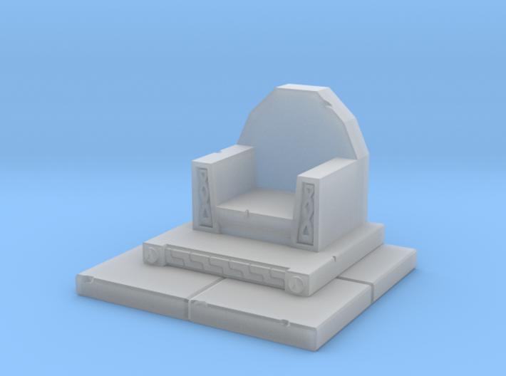 Dwarf Throne 3d printed