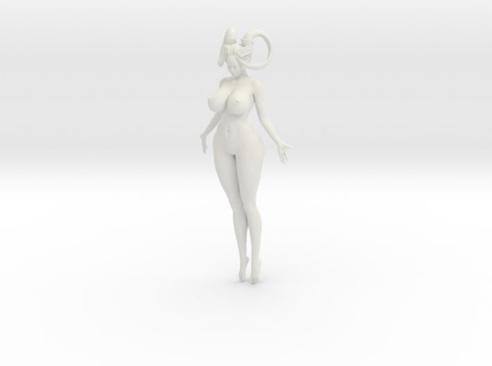 1/10 Evil Sexy Girl 006 Plan 01 3d printed