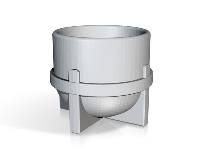 Joinery Espresso Cup 3d printed