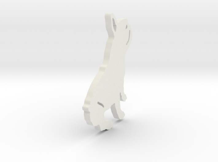 French Bulldog 3d printed