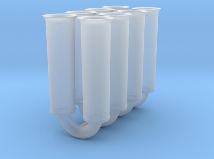 1/24 Tall Weber Velocity Stacks 3d printed