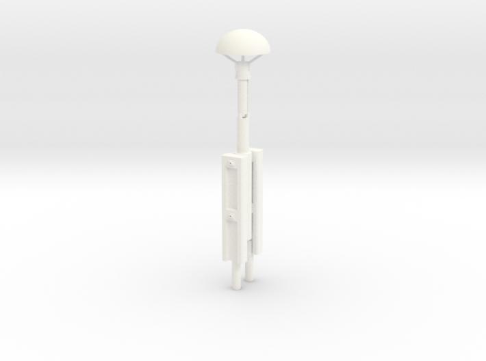 Spur2 Pilzlampe 3d printed