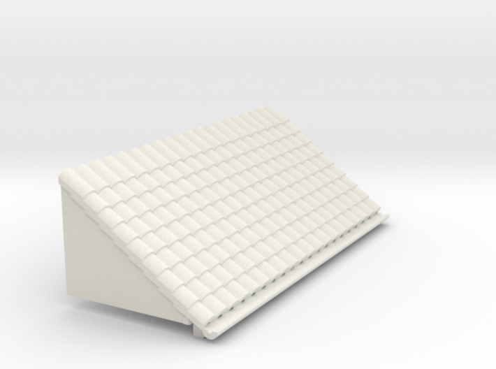 Z-76-lr-shop-basic-roof-plus-pantiles-rj 3d printed