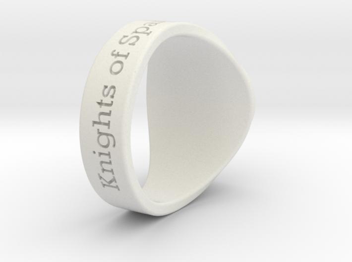 Golden Ball Tuned Ring Season 1 3d printed