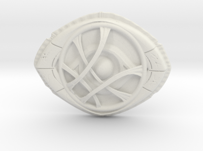 Dr Strange's Eye Of Agamotto 3d printed