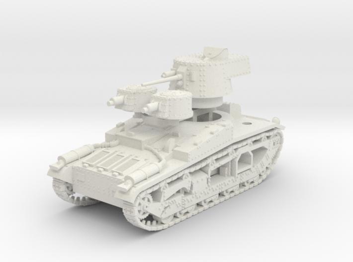Vickers Medium Mk.III 15mm 3d printed