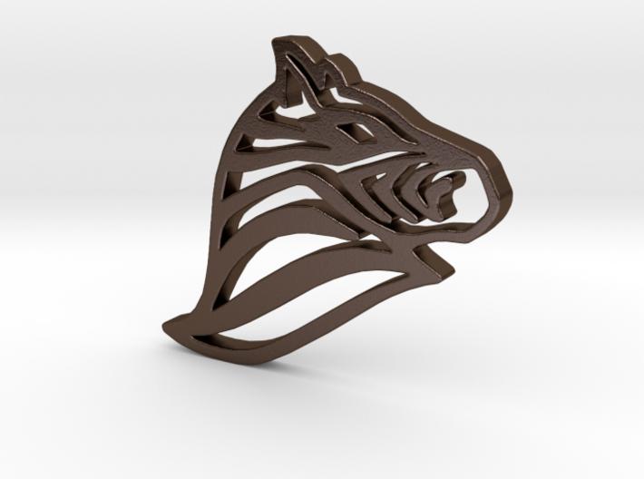Zebra 3d printed
