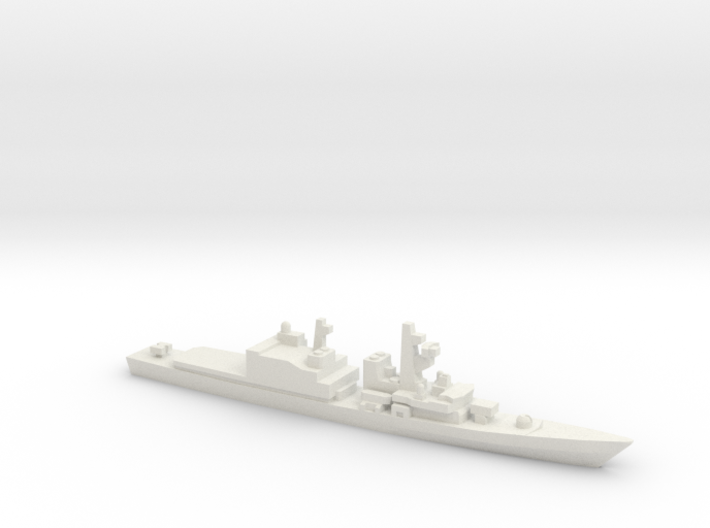 Asagiri-class destroyer, 1/2400 3d printed