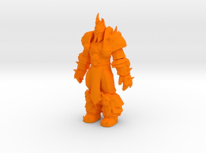 Arthas Lich King neutral pose 3d printed
