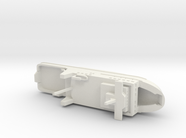 MV Bute (1:1200) 3d printed