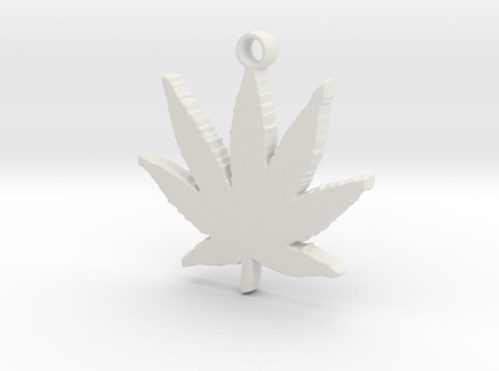 Creator Pendant 3d printed