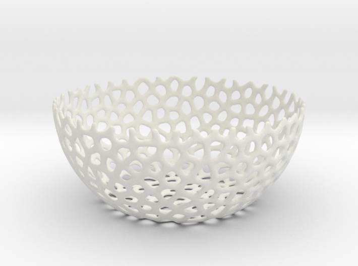 Fruit Bowl cm 20 3d printed