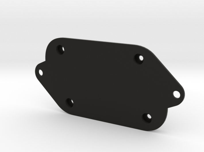 BKON Wall Mount Plate 3d printed
