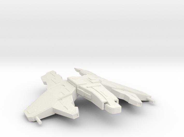 Dread Ship 3d printed