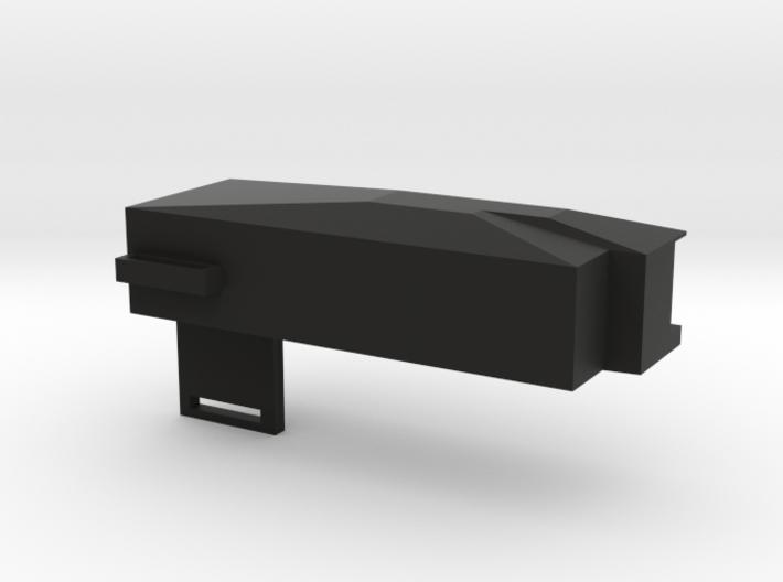 M4 Battery Box 3d printed
