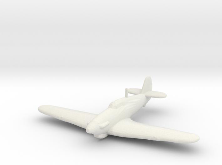 Hawker Hurricane Mk.IIb Trop 3d printed